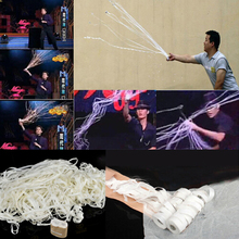 Throw Streamers Spider Thread 16 головок сценический магический аксессуар магический трюк магический реквизит Magia