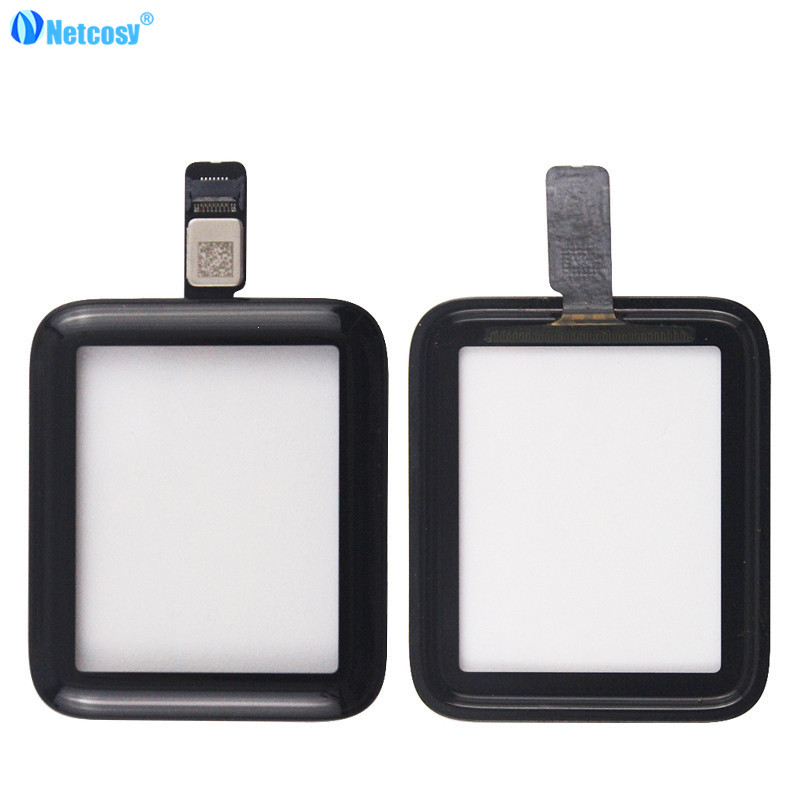 Netcosy 42mm Touch screen digitizer panel replacement parts for Apple Watch series 2 42mm Touchscreen Test Before shipping netcosy gen 1st 38mm 42mm touch screen digitizer panel replacement parts for apple watch series 1 38mm 42mm touchscreen