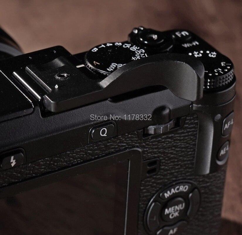 Poignée Thumb up Grip pour la poignée de Finger sabot boucle Fuji Fujifilm X10 X100 x - e1 x - m1 - XE1 & lympus EP1 EP2 EP3 EPL1