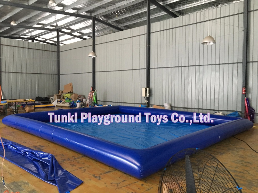 20*20ft inflatable swimming pool / air pvc pool / kids playing pool
