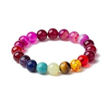Bracelet Equilibre Des 7 Chakras