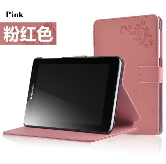Fashion Printed patterns cover for lenovo a8-50 a5500 8 tablet cover case + screen protectors