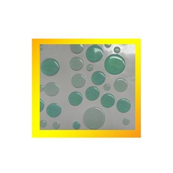Customized        Color Printed Handmade 3D Epoxy Sticker