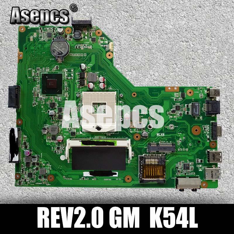 DRIVERS UPDATE: ASUS K54L NOTEBOOK