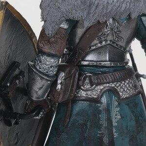 Image 5 - Karanlık ruhlar figürü oyuncak DXF Faraam şövalye şekil Artorias en Abysswalker karanlık ruhlar PVC aksiyon figürleri koleksiyon Model oyuncak