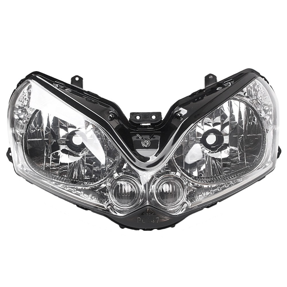 For Kawasaki ZG1400 ZG 1400 Front Headlight Headlamp Head Light Lamp Assembly 2008 2009  ...