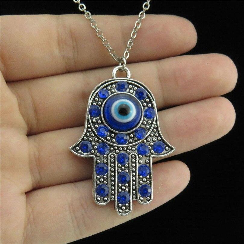 Letter Initial Name Alphabet Crystal M Evil Eye Mati Key Ring Chain Lucky Heart
