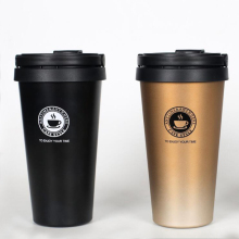Keelorn High Quality 2017 Double Wall Stainless Steel Vacuum Flasks 500ml Thermo Cup Coffee Tea Milk Travel Mug Thermol Bottle