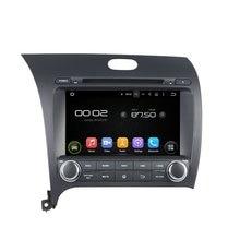 otojeta car dvd player gps for Kia Cerato K3 Forte 2013 octa core android 6.0 2GB RAM 32GB ROM stereo BT/radio/obd2/tpms/camera