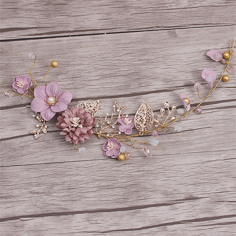 Bride Headwear Head Band Hair Accessories Wedding Headdress