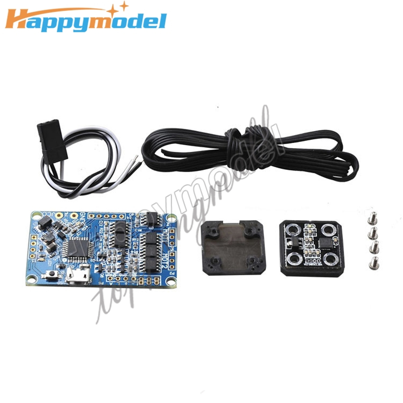 HMBGC V2.0 Micro 3-axis Brushless Gimbal Controller Plate Control Board 3-axis Module with Sensor Case for DIY Quadcopter Drone