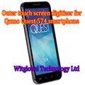 """Новый 5.7 """"Qumo Quest 574 сенсорный Экран Сенсорная Панель Датчик Стекло Digitizer Замена Бесплатная Доставка"""