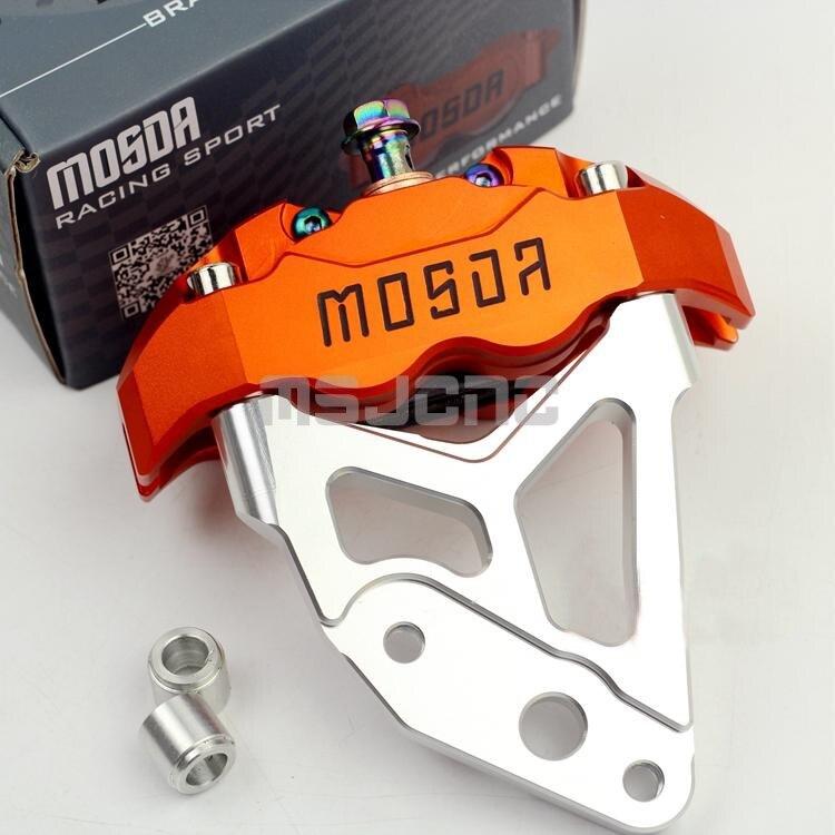 CNC moto Scooter 30mm avant fourche étriers de frein + 200mm/220mm disque frein pompe adaptateur support pour Yamaha pit bike
