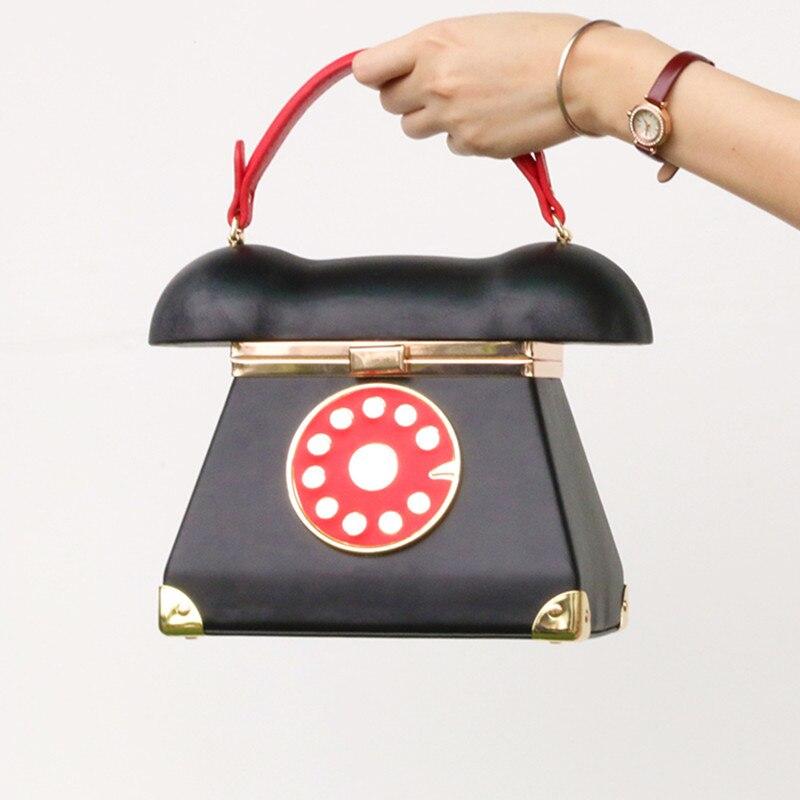 Personality design female retro handbag shoulder diagonal bag phone styling fashion dinner bag цена