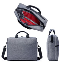 KALIDI Brand 14.6/15.6 inch Notebook Computer Laptop Bag for Men Women Cover Case 14 15 Briefcase Shoulder Messenger Bag