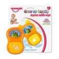 Telefone móvel Crianças Adorável Mão Agite Sino do Anel Chocalhos de Bebê Brinquedos de Plástico bebê 0-12months Newborn Unisex Crianças Cedo Educacionais Brinquedo