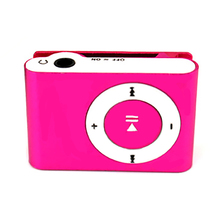 цена на Mini Portable MP3 Music Player Mini Portable Clip MP3 Music Player Waterproof Sport Mini Clip Mp3 Music Player Walkman Lettore