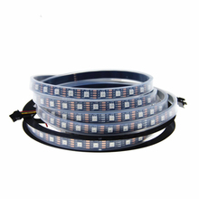 20m/lot SK9822(Similar APA102) Smart Led Pixel Strip,60 Leds/pixels/m,IP30/IP65/IP67,addressable DATA And CLOCK Seperately DC5V