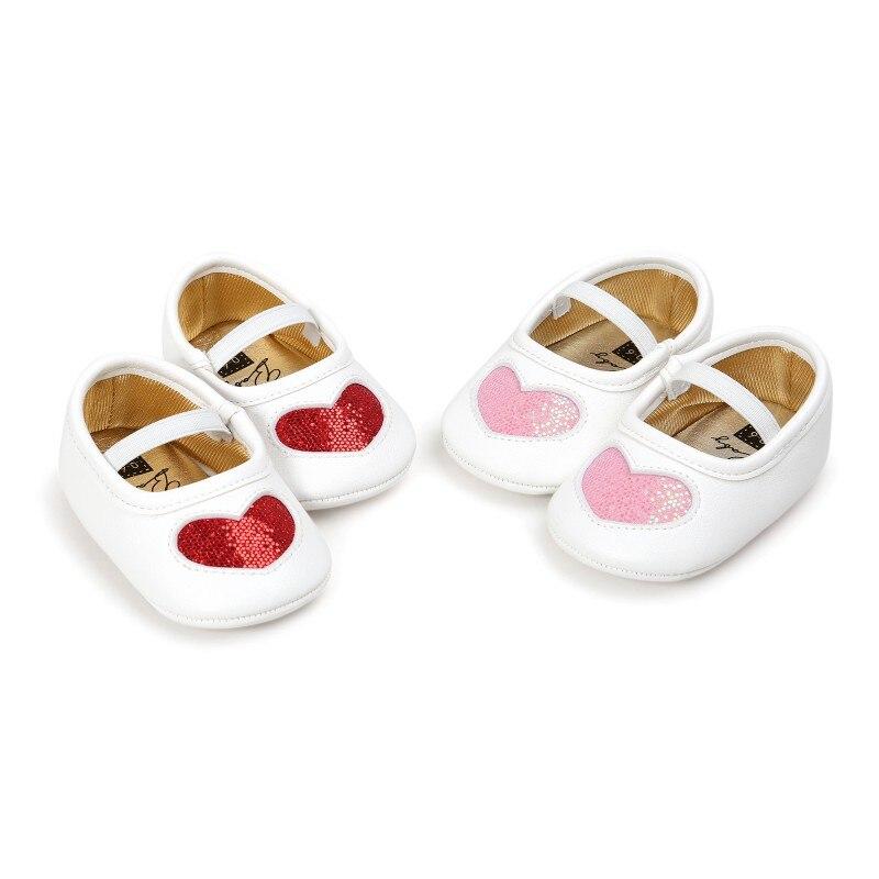 2017 herfst lente mode schoenen nieuwe mooie pu zachte bodem baby - Baby schoentjes - Foto 4