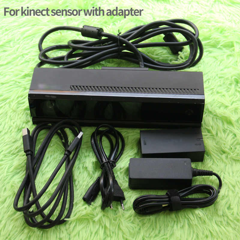 Original Second Movement Sensor Sensitive Sensor For Kinect v2 for Xbox One XBOXONE Kinect 3.0 With Logo and XBOXONE Kinect 2.0