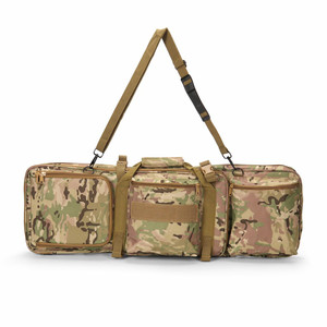 Image 2 - Tactical 85cm/33.5 Gun Backpack with Protable & Shoulder Strap Military Airsoft Shotgun Carrying Case Hunting Accessories