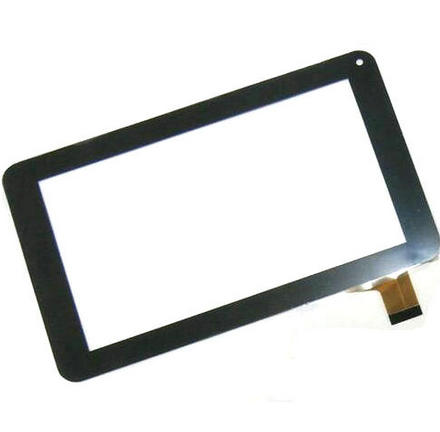 New Capacitive touch screen touch panel digitizer glass replacement for 7' inch Supra M741 M742 Tablet Free Shipping new 7 tablet for supra m741 m742 touch screen digitizer panel replacement glass sensor free shipping