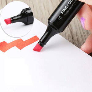 Image 3 - Finecolour EF102 Skin Color Sketch Markers Double Headed Soft Brush Professional Draw Art Markers