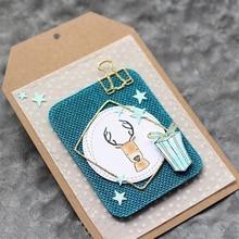 JC Metal Cutting Dies for Scrapbooking Background Rectangle Cut Die Stencil Handmade Paper Card Making Model Decoration Craft