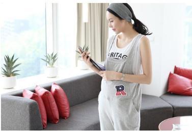 Беременных женщин нагрудник весна корейских мода большой размер беременным комбинезон летом подтяжк SH-300
