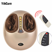 Electric Foot Massager Foot Massage Machine For Personal 3D Air Pressure Shiatsu Infrared Feet Massager With Heating Kneading