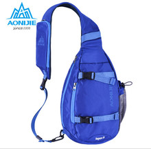 AONIJIE Ultra-light Chest Bag Outdoor Sports Backpack Shoulder Bag Cycling Camping Hiking Travel Waterproof Bag E901