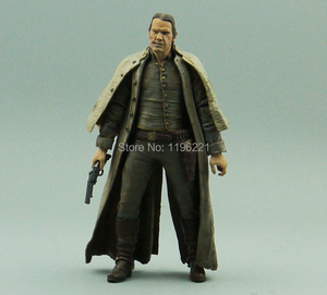 Image 4 - Free Shipping Out of print NECA Action Figure Western heroes Megan Fox Leila Josh Brolin Jonah Hex QUENTIN Turnbull