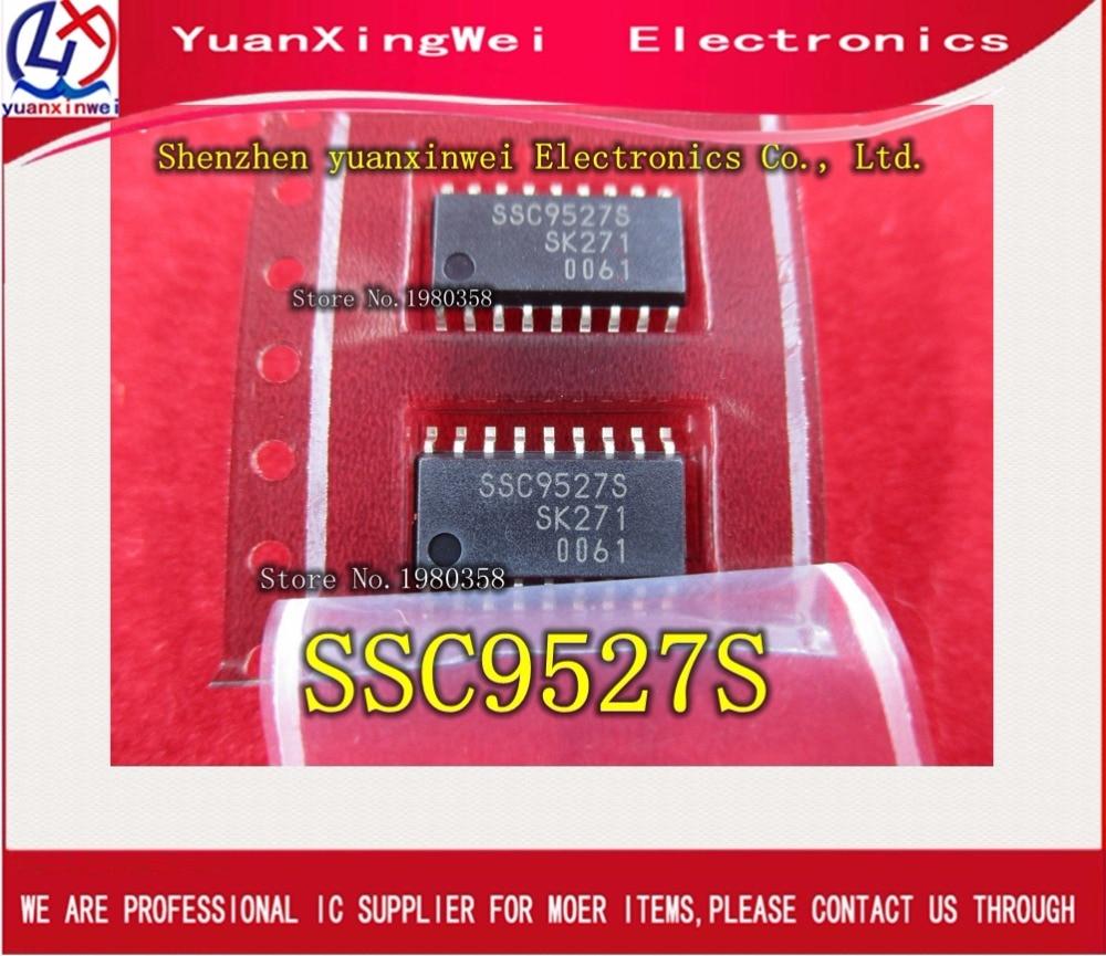 Free shipping 1Pcs/Lot SSC9527S IC SOP18 SSC9527 ic IC-IC Chip SOP 1pcs lot gf116 200 ka a1 bga chip ic