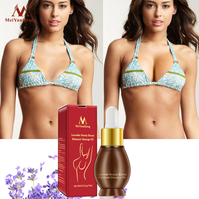 Lavender Beauty Breast Enhancer Massage Oil/ Breast Enlargement Treatment