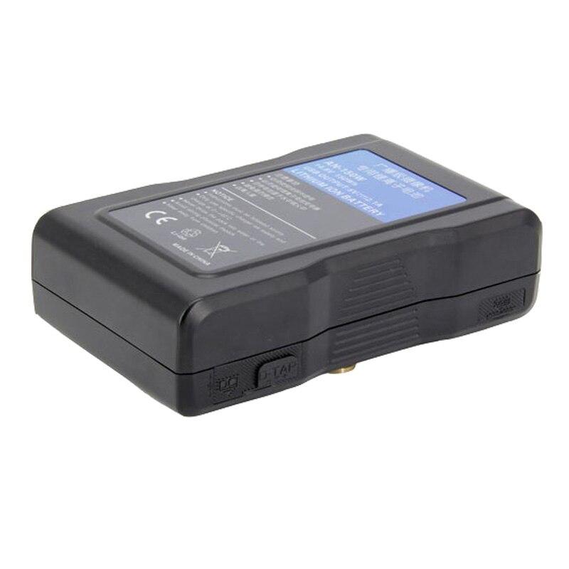 LPD 14.8 V 150Wh AN-150W 100% tout nouveau remplacement caméra batterie diffusion caméscopes avec sortie USB pour Sony BL-BP150 BP-150S - 2