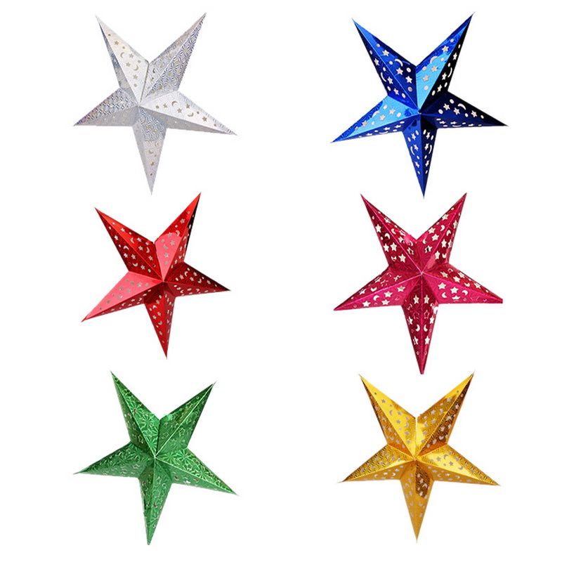 Online buy wholesale 3d christmas star from china 3d for 3d star christmas decoration