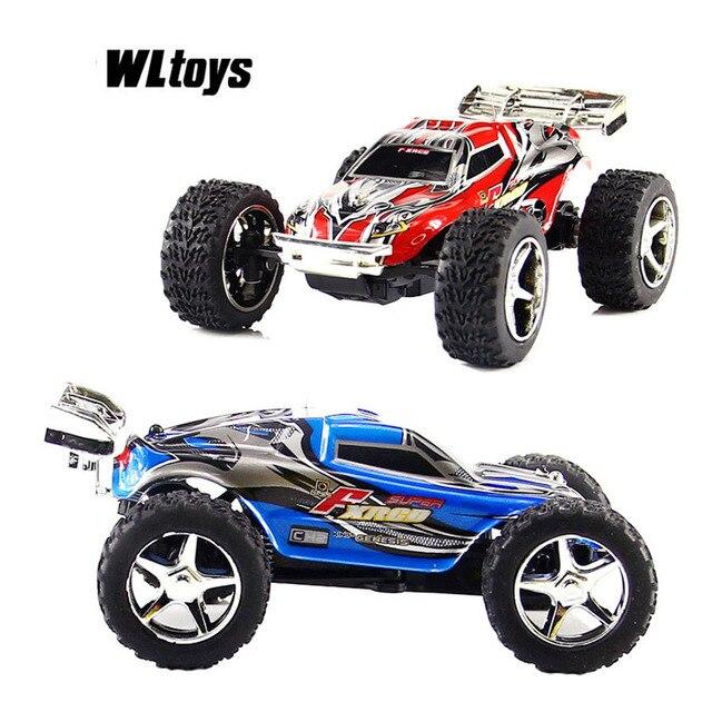WLtoys 2019 Удаленной Машине 1:23 Беговых Высокая Скорость Транспортных Средств 5 Файлов С Переменной Скоростью Полной Шкалы Трюк Автомобиль для дети