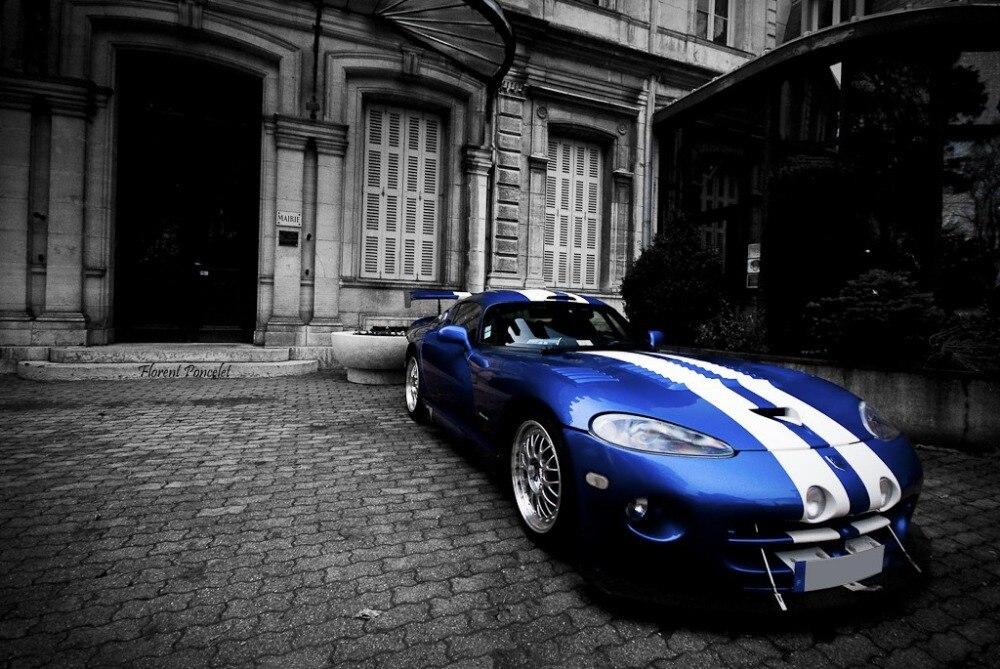 Luxury Vehicle: Luxury Car Dodge Viper Car Sport Poster Wallpaper Huge