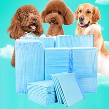 M Size Absorbent Pet Diaper For Dogs Cats Pad Diaper Antibacterial Dog Training Healthy Clean Wet Mat For Dog Cats Diapers 50pcs felix wet fodder for cats in assortment 85 g x 72 pcs