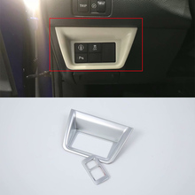 Car Body headlight control cover Decoration Trim 1pcs Styling accessories For HONDA ACCORD 2018