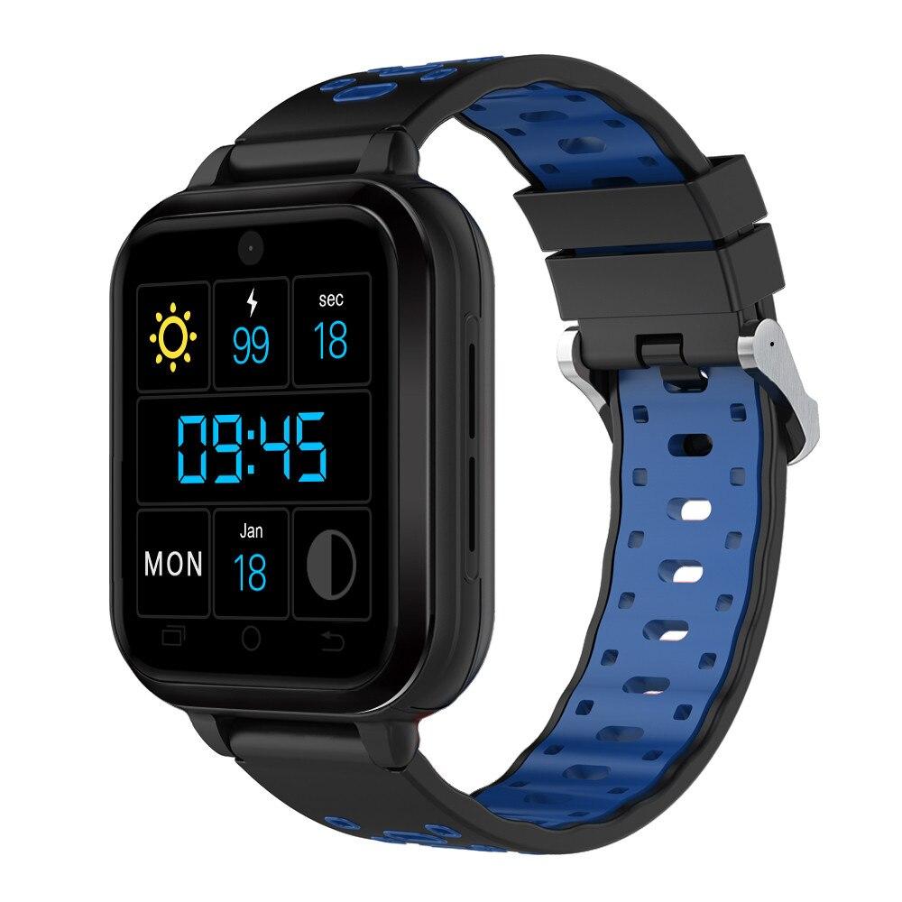 Prefessional Bluetooth Smartwatch Android6.0 4G Phone Call 1G RAM 8G ROM GPS WIFI IP67 Waterproof Smart Watch Drop Ship 0125#2