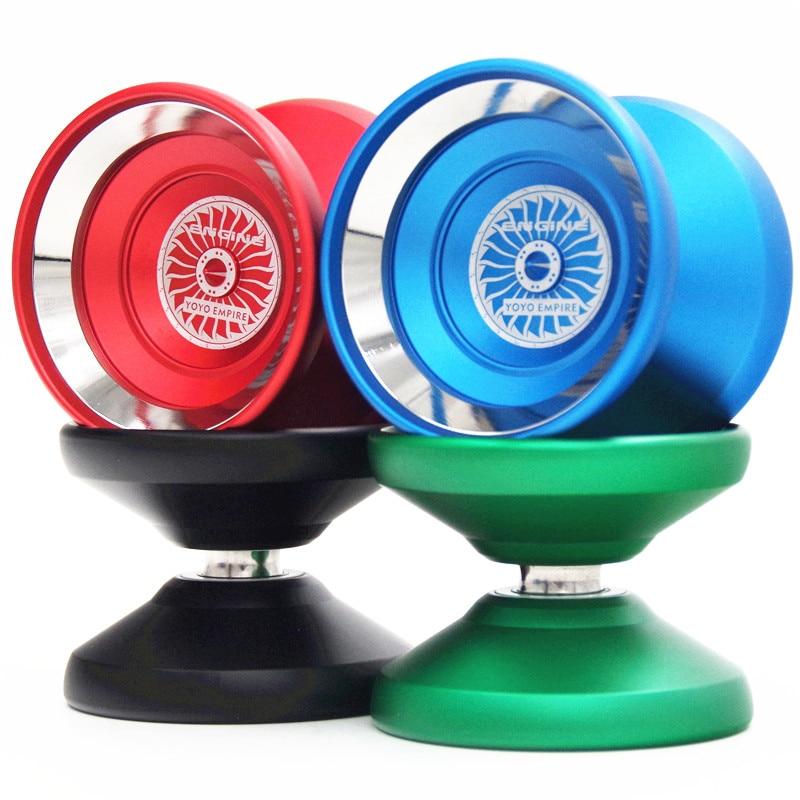 New Arrive EMPIRE ENGINE YOYO Colorful yo yo metal Yoyo for Professional yo yo player Advanced