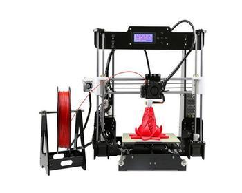 cr10 3d printer 2018 Desktop 3D Printer Kit Reprap i3 DIY Kit Printer buildtak Extruder Nozzle arquiteto buyuk beden zonestar