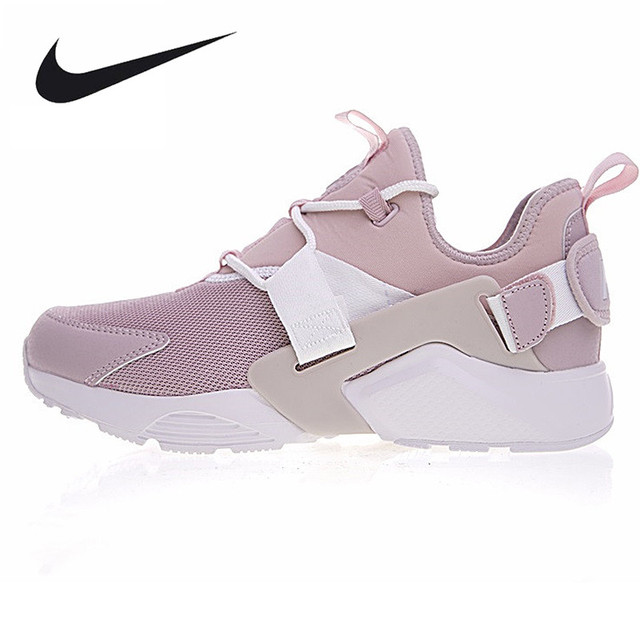 9d4f1981cc1f Nike AIR HUARACHE CITY LOW Women s Running Shoes Sport Sneakers AH6804