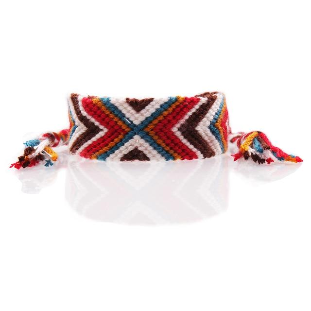 handwoven multicolor beautiful brazilian Bracelet new style fashion ...
