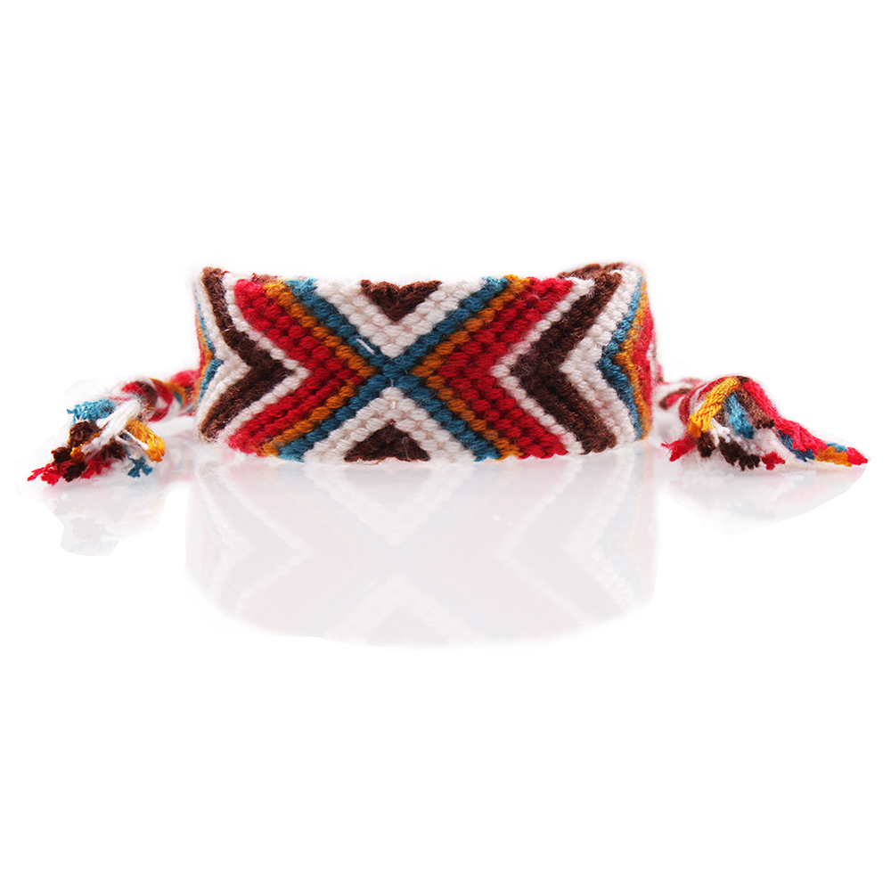 handwoven multicolor beautiful brazilian Bracelet new style fashion friendship bracelet gift for women men friend pulseria hilo