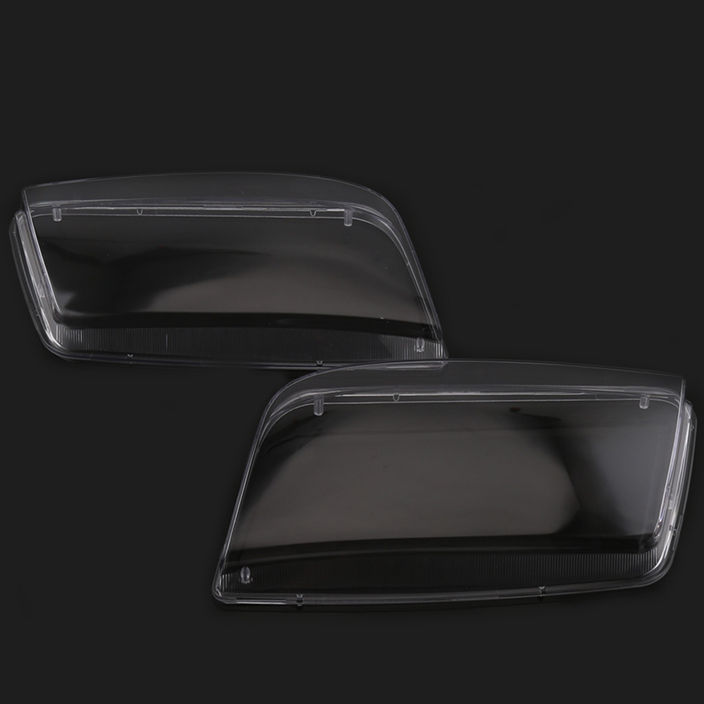 2pcs Left&Right Headlight Lens Clear Lens Headlamp Cover For VW JETTA BORA MK4 1999-2005 FOR MK4 Headlight Lense for VW 2pcs left