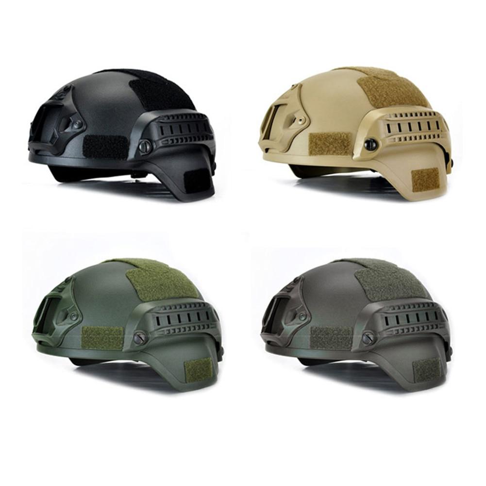 Nouveau MICH 2000 militaire Airsoft casque tactique armée Combat tête protecteur Wargame Paintball casques Gear YS-BUY