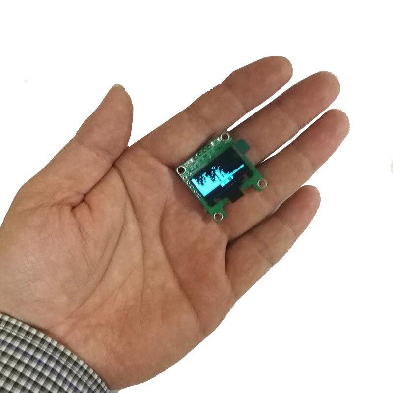 0.96 OLED analyseur daffichage du spectre de musique MP3 PC amplificateur indicateur de niveau Audio analyseur de rythme de musique LCD 8 modes0.96 OLED analyseur daffichage du spectre de musique MP3 PC amplificateur indicateur de niveau Audio analyseur de rythme de musique LCD 8 modes