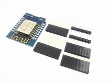 5 sets D1 Mini Mini nodemcu 4 m bytes moon esp8266 WiFi Internet of things based on development board for WEMOS(China (Mainland))